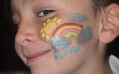 Farrars Face Painting, Tattoos and Inflatable Hire 6