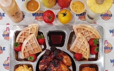 Waffle Side Chick  4