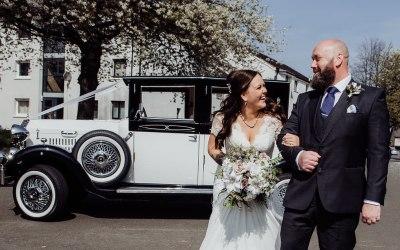 Rennicks Wedding Cars  5
