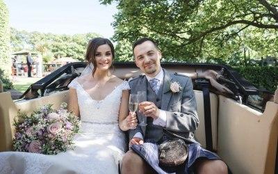 Rennicks Wedding Cars  3