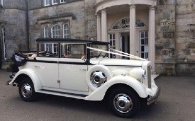 Rennicks Wedding Cars  9