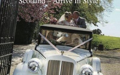 Rennicks Wedding Cars  4