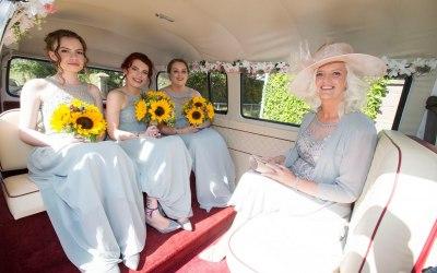 Rennicks Wedding Cars  2