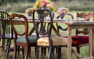 Vintage Mismatched Chairs