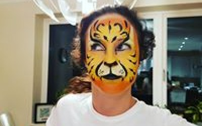 Faceinating Face and Body Painting  1