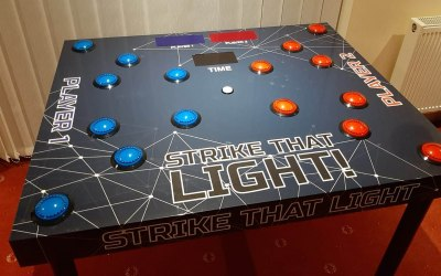 Strike That Light! reaction game