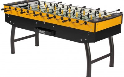6 person table football