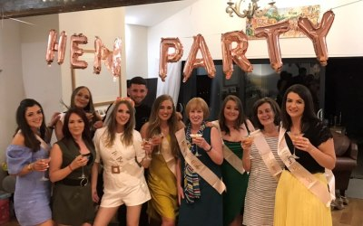Hen Party Cocktails & Games