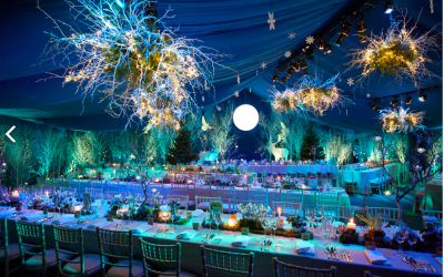 Enchanted Marquee - Full lighting