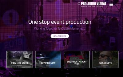 Pro Audio Visual 6
