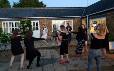 Hen party action