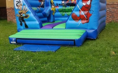Benfleet Bouncy Castles 8