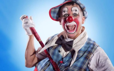 Clumsy The Clown From Clumsy Entertainment