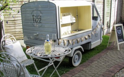 Summer Outdoor Private Hire Set-Up