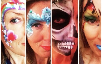 The Face Painter 5