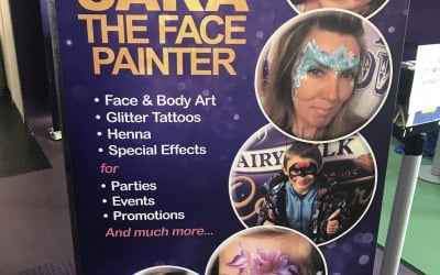 The Face Painter 6