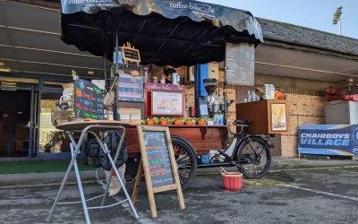 Coffee-Bike SW London 3