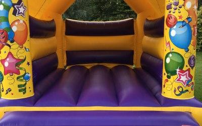 Bounce-On Bouncy Castle Rental 3