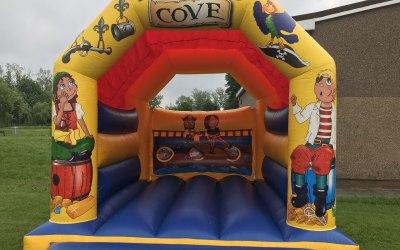 Bounce-On Bouncy Castle Rental 8