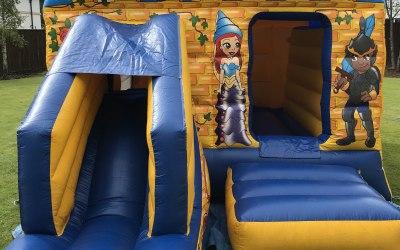 Bounce-On Bouncy Castle Rental 9