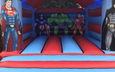 Bounce-On Bouncy Castle Rental 1