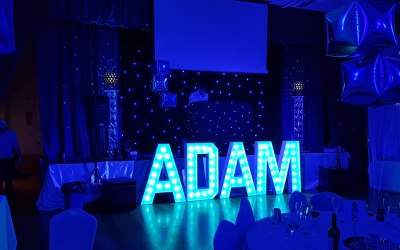 Decore & Light Up letters