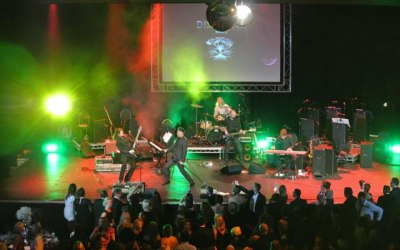 Charity Ball Live Music Performance Production