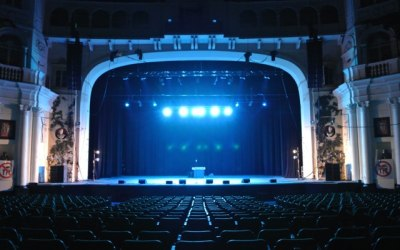 Brixton Academy Comedy Show Sound And Lighting Production