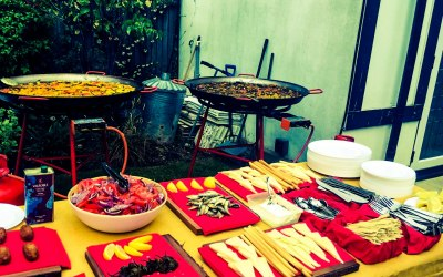 Paella & Tapas Catering