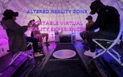 VR Group fun!