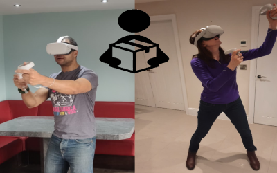 VR Play by Post. We post, you play!