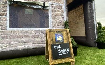The Swan - 4.6m x 4.6m