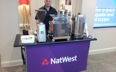 coffee bar; event coffee, conference coffee