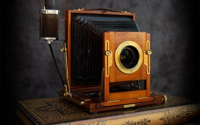 The Story Vintage Camera Photobooth