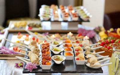 Dine in Style Caterers 9