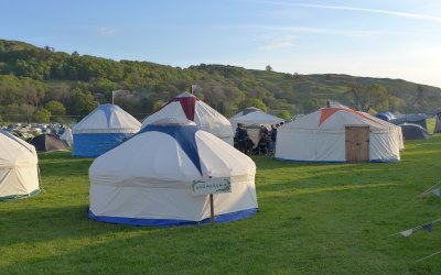 Yurt Events Ltd - Fred's Yurts 8