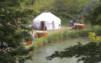 Yurt Events Ltd - Fred's Yurts 6
