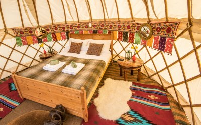Yurt Events Ltd - Fred's Yurts 3