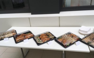 Catering in any environment