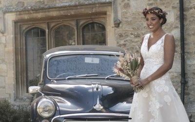 Voco Oxford Thames Bride