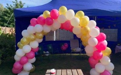 Balloon Arches - all colours