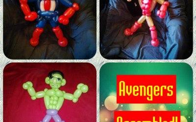 Balloon Avengers!