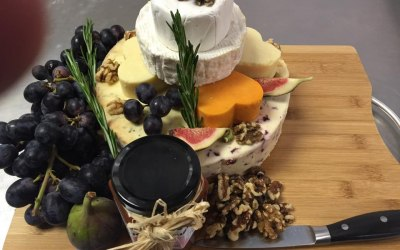 Cheese Board For A Wedding