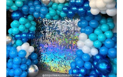 All Things Decor Ltd, Sequin Walls UK Official 1