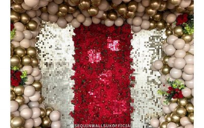 All Things Decor Ltd, Sequin Walls UK Official 5