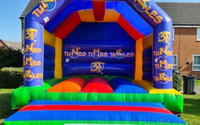 15ft x 15ft Adults Bouncy Castle