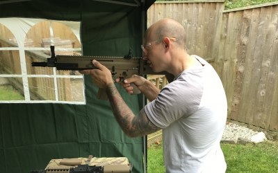 Commando Force Airsoft  4