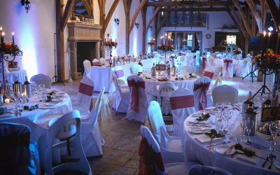 A complete bespoke service for special occasions