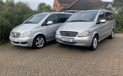 Our Mercedes 7 Seaters