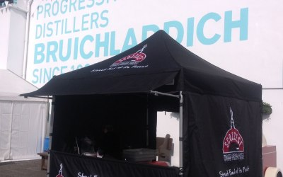 Scozzese Wood Fired Pizza street food caterer